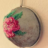 Tapestry sieve