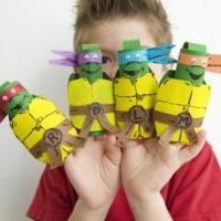 TMNT TP Roll Craft