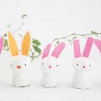 Cork Bunny Craft