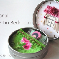 DIY Mini Dolls House