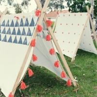 Garden Tent DIY