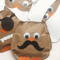 Halloween Treat Bags - What a Hoot!