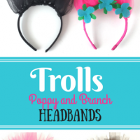 Troll Headband DIY