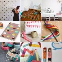 10 fantastic washi tape crafts