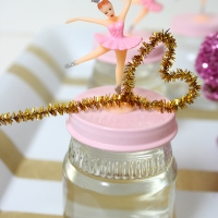 Bubble Wand & Fairy Jar