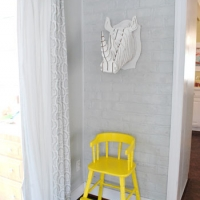 upcycle your high chair revamp
