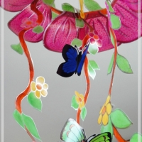 Plastic Bottle Mobile Craft - Beautiful