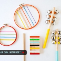 DIY Musical Instrument Crafts