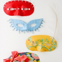 New Year's Eve Party - Masks