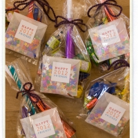 New Years Eve Kit - Great Activity for Kids