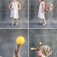 DIY Snail Costume
