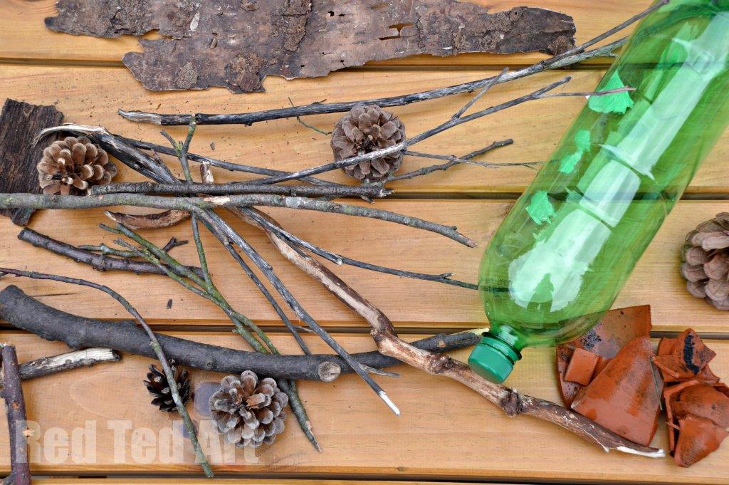 Garden Crafts: Bug Hotels