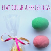 DIY Easter Gift Idea – Playdough Eggs