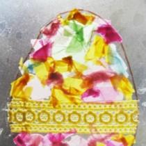 Easter Egg Suncatcher Crafts