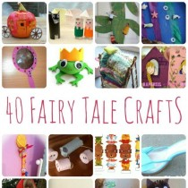 Fairy Tale Crafts