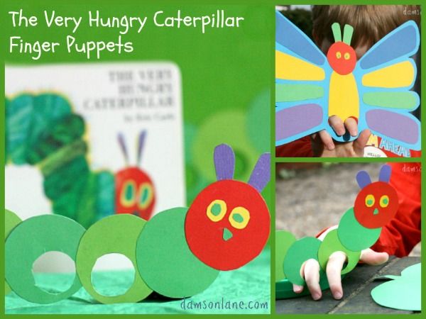 Hungry Caterpillar Crafts Fun Crafts Kids
