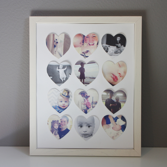 Valentine's Decorations: Instagram Art