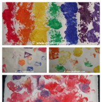 Art with Kids: DIY Wrapping Paper