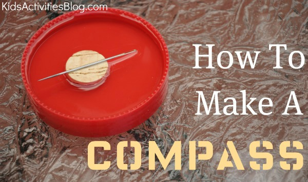 Science for Kids: How to Make a Compass
