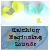 Beginning Sounds Easter Egg game