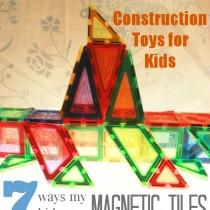 Building Brilliance Magnetic Shapes