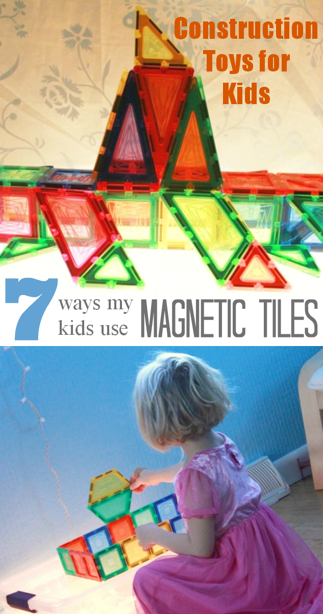 Building Brilliance Magnetic Shapes