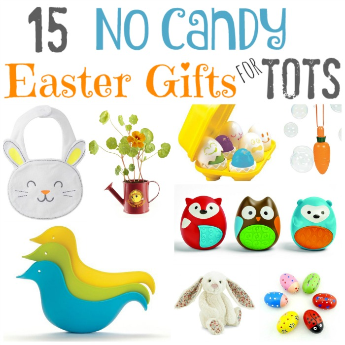 No candy easter gifts FB