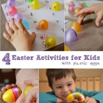 Plastic Easter Egg Games