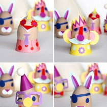 Easter Egg Decorating – Free Printables