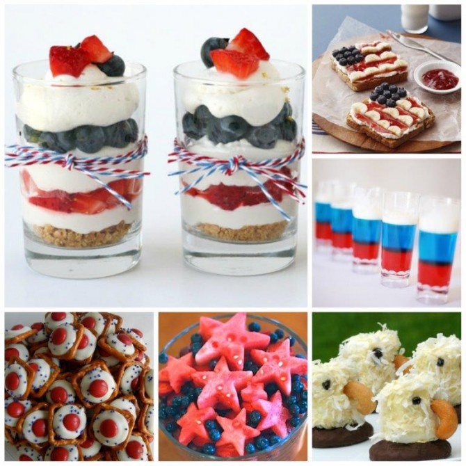 May The Fourth Be With You Treats: Patriotic 4th July Treats & Desserts