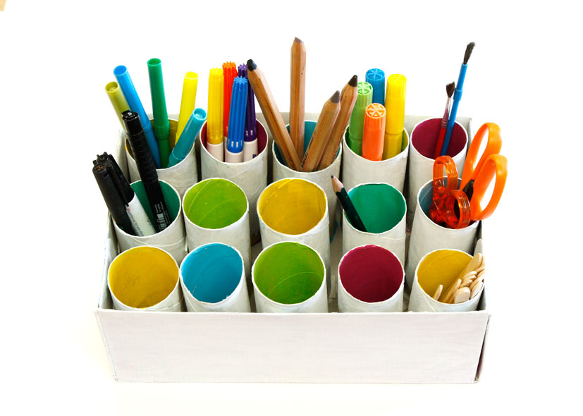 Desk Tidy TP Craft Rotolo