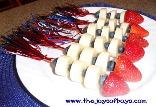 patriotic treats and desserts