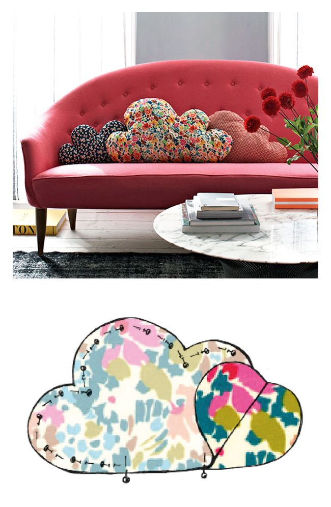 Make your own Cloud Cushion