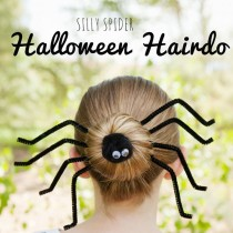 Halloween Hair Do