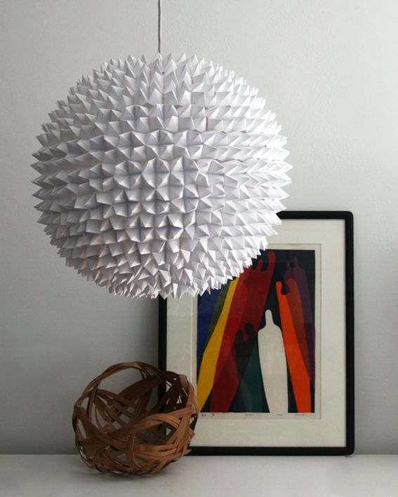 fortune telling lampshade