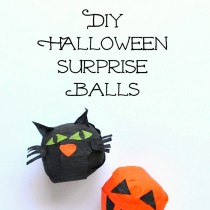 Halloween Treat Surprises