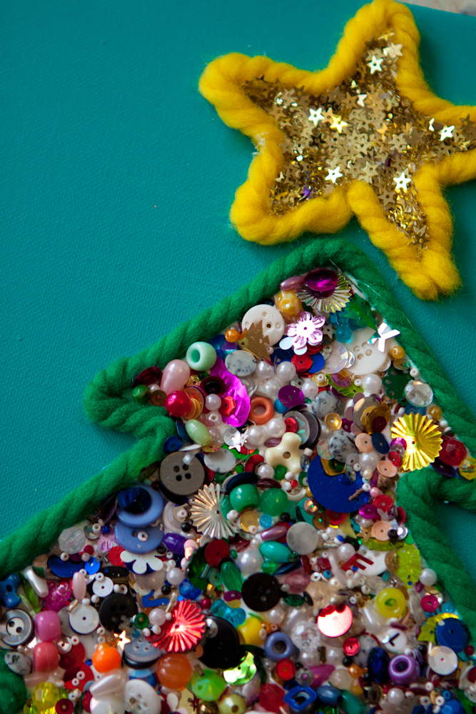 Craft How Tos And Christmas Tree Jewelry Collage