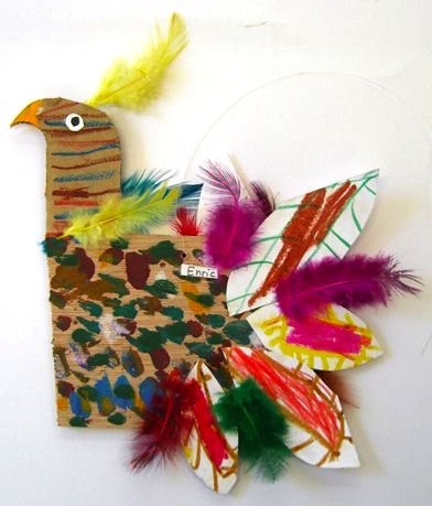 Classroom Turkey Craft