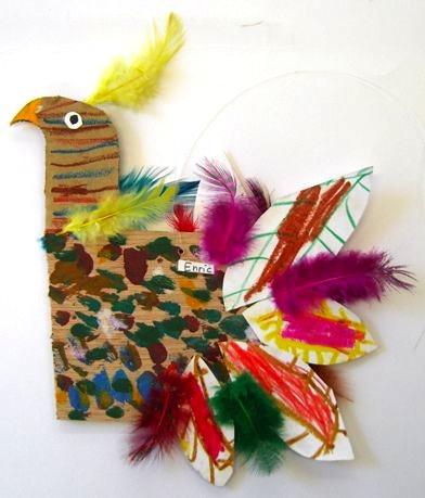 Classroom Turkey Craft