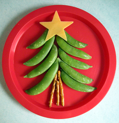 Health Holiday Snacks – Oh Christmas Tree