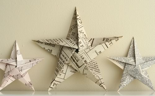 Five – 5 Pointed Origami Star | How to make a origami five pointed ... | 310x500