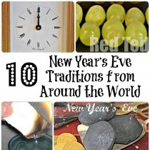 New Year's Eve Ideas & Traditions