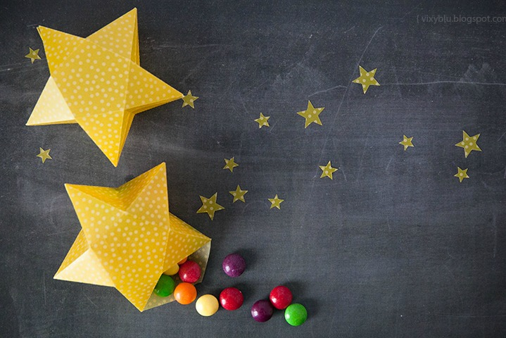 DIY Star Gift Boxes