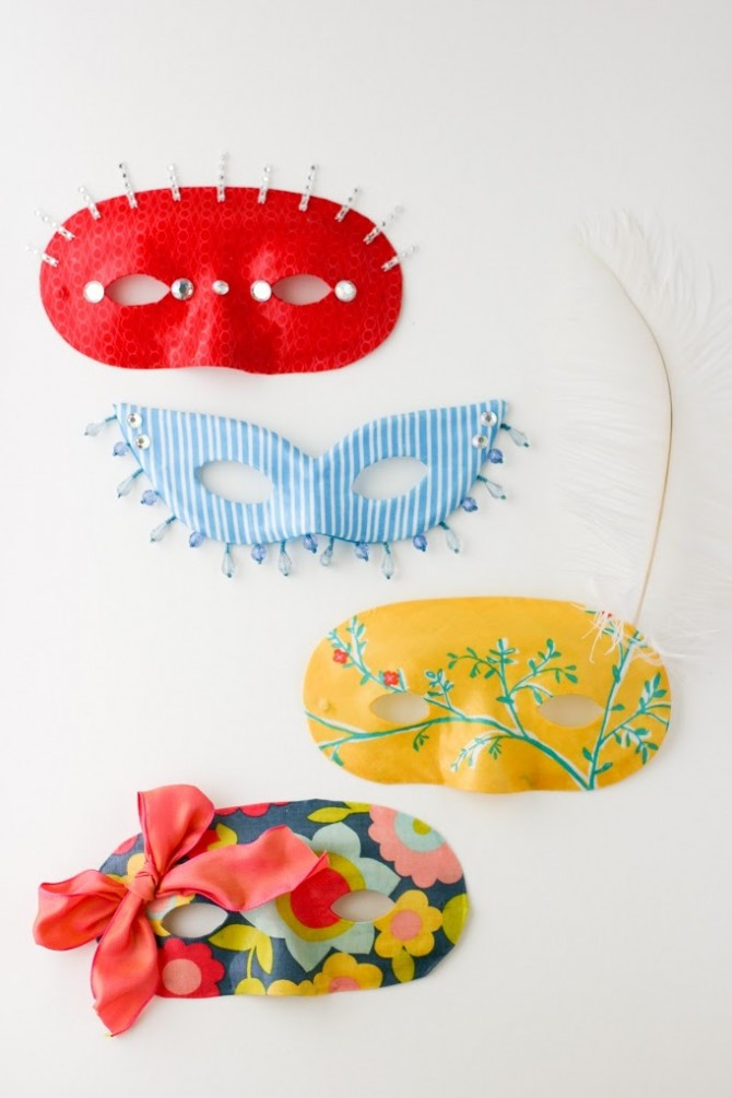 New Year's Eve Party – Masks