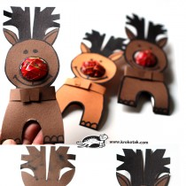 Lolly Pop Reindeers