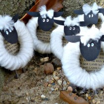 Cute Sheep Craft
