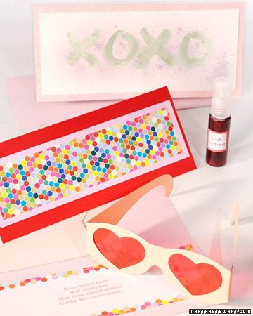 Secret Message Valentine's Day Ideas