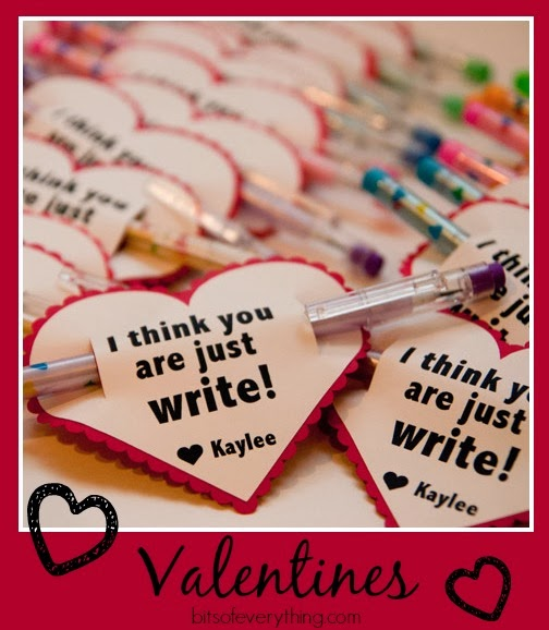 Valentine's Day Gift – You Are Just Write