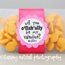 Valentine's Day Gift – Be Oh-fish-ally Mine!