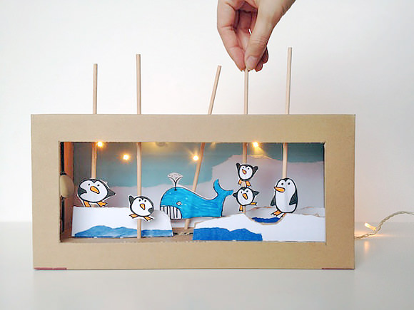 Arctic Box Theatre Craft